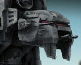 Star Wars AT-M6 Vehicle Model 012