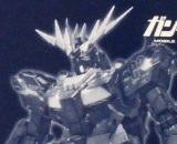 1/60 PG RX-0 Unicorn Gundam 02 Banshee Armed Armor VN/BS Parts Set