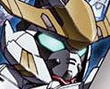 BB Gundam Barbatos DX  (No. 401)