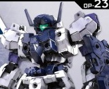 1/144 30MM Option Armour for Commander (Rabiot, Navy Blue)