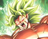 Figure-rise Standard Super Saiyan Broly Full Power