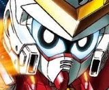 BB Build Burning Gundam