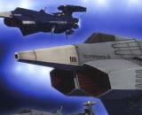 Space Battleship Yamato 2202 Mecha Collection U.N.C.F. A-Class Set (No. 07)