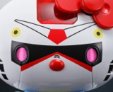 Soul of Chogokin Gundam Hello Kitty