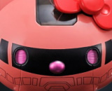 Soul of Chogokin Char's Zaku II Hello Kitty