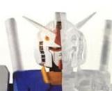 Moblie Suit Gundam, Internal Structure RX-78-2 Gundam (ver.A)