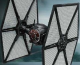 Star Wars First Order Tie Fighter Set Vehicle Model 004