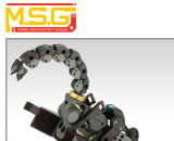 M.S.G Gigantic Arms Strike Serpent