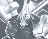 1/144 HGUC AMX-117 Gaz-R / Gaz-L Set