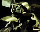 1/24 Hexa Gear Alternative Cross Raider (Forest Colour)