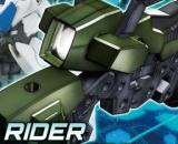 HGBC 1/144 Machine Rider