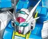 1/144 HGBD Gundam 00 Sky (Higher Than Sky Phase)