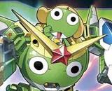 Sergeant Keroro & Keroro Robot Mk-II Anniversary Special Ver.