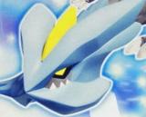 Kyurem 21 Pokemon Plamo