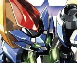 LBX Perseus & RS (Riding Sousa II)