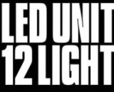 LED Unit White (12 Lights)