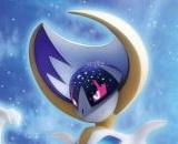 Lunala 40 Pokemon Plamo