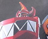 Soul of Chogokin GX-72 Daizyuzin - Megazord (REISSUE)