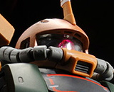 1/100 MG MS-06FS Zaku II Ver 2.0 Garma Zabi Custom
