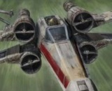 1/72 and 1/144 Star Wars Red Squadron X-Wing Starfighter (Rogue One)
