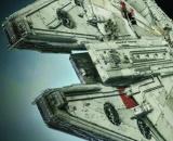 1/144 & 1/350 Star Wars Resistance Vehicle Set (The Last Jedi)