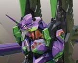 RG Evangelion Unit-01 Test Type (DX Transport Stand Set)