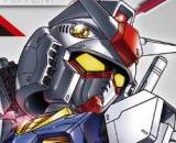 SD Gundam Cross Silhouette RX-78-2 & Frame Set