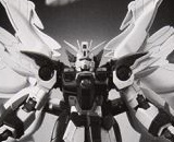 1/144 RG Seraphim Feather Parts for Wing Gundam Zero Custom