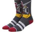 Mobile Suit Gundam Athletic Crew Socks