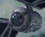 1/72 Star Wars Tie Striker (Rogue One)
