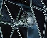 1/72 Star Wars Tie Fighter
