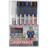 Gundam Marker - Pour Type Set
