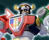 Super Minipla Beast King Golion (Voltron) 1 Box 5 Pcs