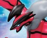 Yveltal 34 Pokemon Plamo