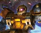 1/144 HG MS-05B Zaku I (Gundam Thunderbolt Anime Ver.)
