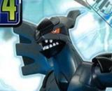 Zekrom 14 Pokemon Plamo